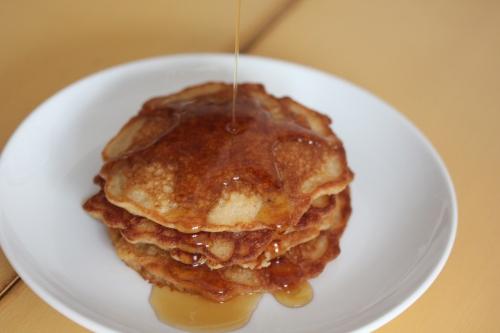 Gluten-Free Pancakes 3