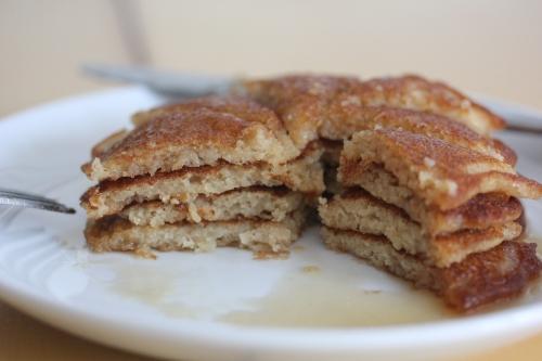 Gluten-Free Pancakes 2